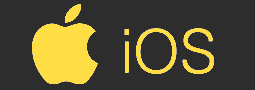 iOS-Logo yellow
